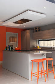 orange bar stools kitchen contemporary with bar stool black and