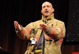 mark bezos a life lesson from a volunteer firefighter ted talk