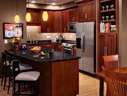 cherry kitchen ideas cherry cabinet kitchen designs home design ideas