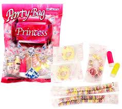 princess candy bags princess themed candy princess candy party bag