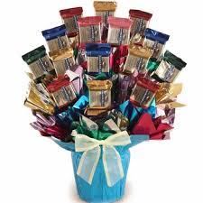 ghirardelli gift basket ghirardelli chocolate candy bouquet bisketbaskets