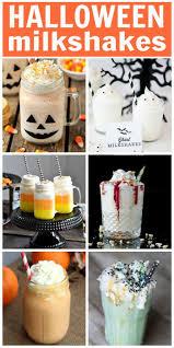 17 halloween milkshake recipes milkshake recipes halloween