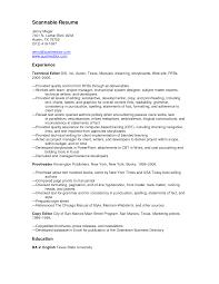 Editor Resume Sample by Freelance Writereditorjournalist Resume Samples Resume Cover