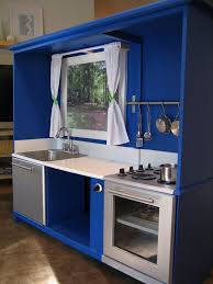 Tv Cabinet Kids Kitchen Sutton Grace A Repurposed Play Kitchen Made From Old Tv