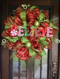 christmas mesh wreaths christmas deco mesh wreaths get creative with decomesh this
