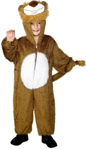 halloween lion costumes animal costume kids plush cute zoo farm characters fancy dress