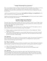 Example Of A One Page Resume by How To Write A Creative Writing Essay