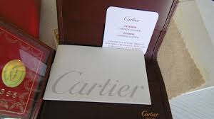 cartier cards holder wallet documents holder catawiki