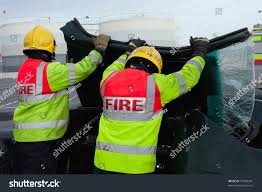 fire rescue emergency units car accident stock photo 77030341