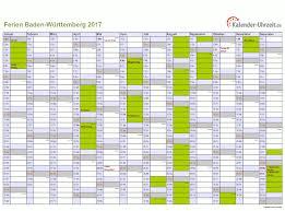 Ferienkalender 2018 Bw Schulferien Stuttgart 2018