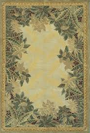 Area Rugs Tropical Sparta Beige Tropical Area Rug Cottage Pinterest
