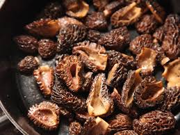 How To Do Spring Cleaning How To Clean And Cook Morel Mushrooms Serious Eats