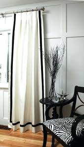 Pattern Window Curtains Curtains Black And White U2013 Teawing Co