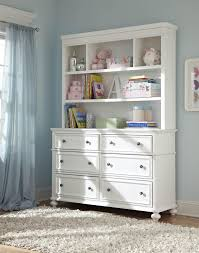 Childrens Desks With Hutch by Madison Classic Dresser With 6 Drawers And Bookcase Hutch