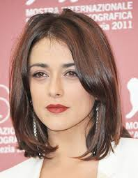 short haircuts with middle part ideas about part in the middle hairstyles cute hairstyles for girls
