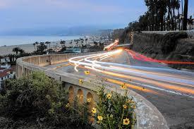 santa monica area residents brace for california incline
