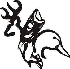 browning buck drake duck and bass fish vinyl decal sticker ebay