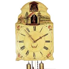 60s Clock Reproduction Clocks