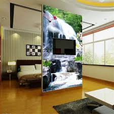 aliexpress com buy fresh designs country landscape waterfall aliexpress com buy fresh designs country landscape waterfall wallpaper 3d wall mural rolls for office living room hall hotel restaurant backdrop from