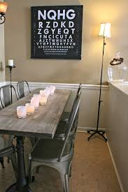 Space Number Sixteen Narrow Dining Table For Narrow Space Space - Narrow dining room sets