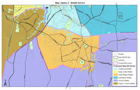 Crestwood Map Chesapeake Schools Have 3 Rezoning Plans For Overcrowding Here