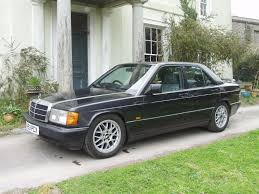 1993 mercedes w201 190e cosworth replica project in newton abbot