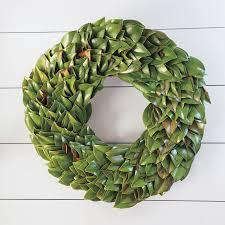 magnolia leaf wreath magnolia leaf wreath for sale at jackson and perkins