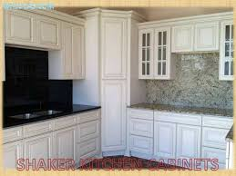 unfinished shaker style kitchen cabinets kitchen unfinished cabinets cheap shaker white modern units for