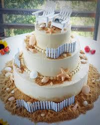 Simple Wedding Cake Designs 8 Beach Themed Wedding Cake Ideas Wedding Cake Ideas