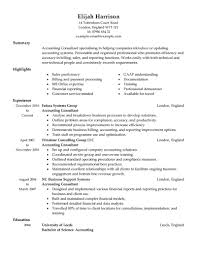 Professional Accountant Resume Example Accountant Resume Example Resume Resume Bullet Points Examples
