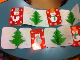 yeni yıl kartı 2 kış pinterest craft activities and card ideas