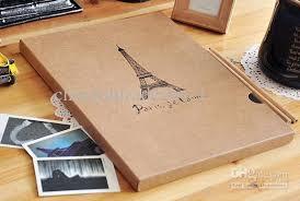 Antique Photo Album Vintage Antique A5 Diy Photo Album Scrapbook With Corner Stickers