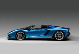what is the price of lamborghini aventador 2018 lamborghini aventador s roadster revealed specs pics and price