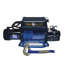 Ford Raptor Blue - buy superwinch talon 9 5i sr winch for ford raptor at raptorparts