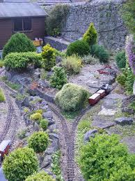 Garden Railroad Layouts De 377 Bästa Garden Railway Bilderna På Pinterest