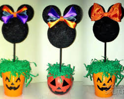 Halloween Party Decorations Minnie Halloween Etsy