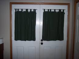 Patio Door Curtain Rod by Sliding Door Grommet Curtains Front Black Curtain Cool Asulka Com
