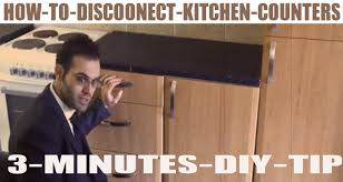 awesome diy projects how to disconnect and remove kitchen