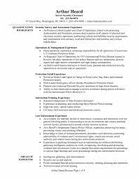 detailed resume exle 6 sle to civilian resumes hirepurpose resume builder