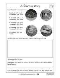 free printable 1st grade worksheets word lists and activities