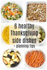 6 healthy thanksgiving side dishes tips healthy liv