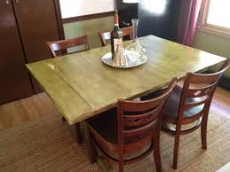 All Wood Kitchen Table by Solid Wood Kitchen Table Kitchen Crafters