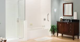 Bathtub Replacement Shower New Replacement Showers Bathwraps