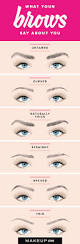 find right hairstyle for face shape of yours 17 genius tips for people who at doing their eyebrows