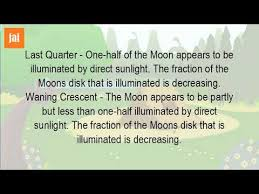 what is the meaning of waning crescent moon
