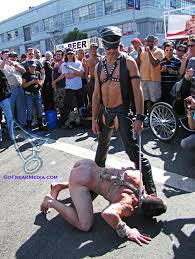 folsom street slaves|Naked Folsom Street Fair Slave Girls