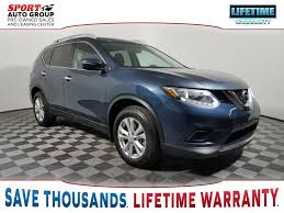 nissan rogue quality ratings used 2015 nissan rogue s 4d sport utility in orlando zp772944
