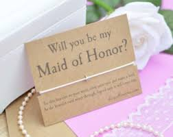 will you be my of honor gift will you be my of honor etsy