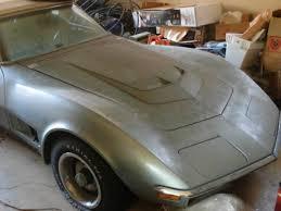 1972 corvette lt1 lt 1 garage find 1972 corvette