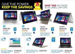 chromebook black friday best buy black friday 2014 laptop desktop deals include 780